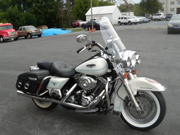 Photo 2002 HARLEY-DAVIDSON FLHRCI quotROAD KING CLASSICquot FI 31327 MILES - $6,995 (BROWNSTOWN PA)