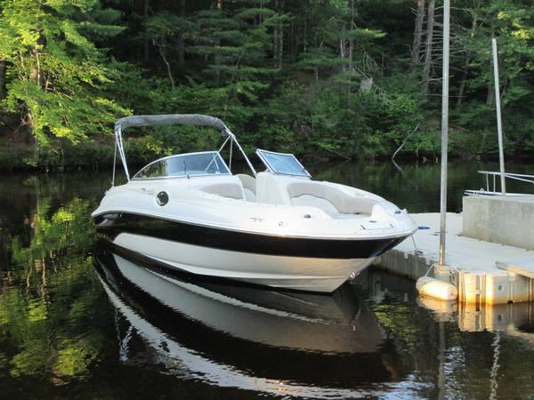 Photo 2004 SEARAY 240 SUNDECK  Lifetime Structural Warranty - $11,600 (PA)