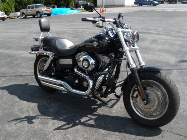 Photo 2008 HARLEY-DAVIDSON FXDF quotFAT BOBquot ONLY 7927 MILES VERY CLEAN - $8,995 (BROWNSTOWN PA)