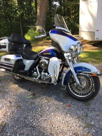 Photo 2010 Harley Davidson Ultra Classic Electra Glide - $11,500 (Honey Brook)