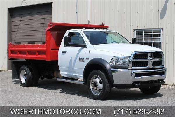 Photo 2015 RAM 5500 Dump Truck - 112,000 Miles - 1 Owner - 11 Foot Dump Body - $29,900 (Christiana)