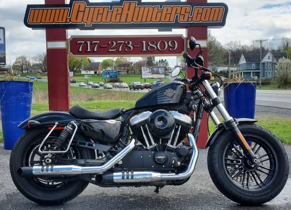 Photo 2016 Harley-Davidson Sportster XL1200 48 Clean Mean bobber - $9,995 (Haldeman Auto)