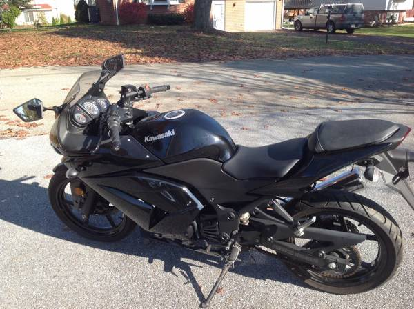Photo 250 Kawasaki Ninja - $1,800 (Lancaster)
