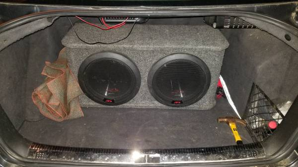 Photo 2 Alpine Type R - 12 inch subs - $500 (Leola)