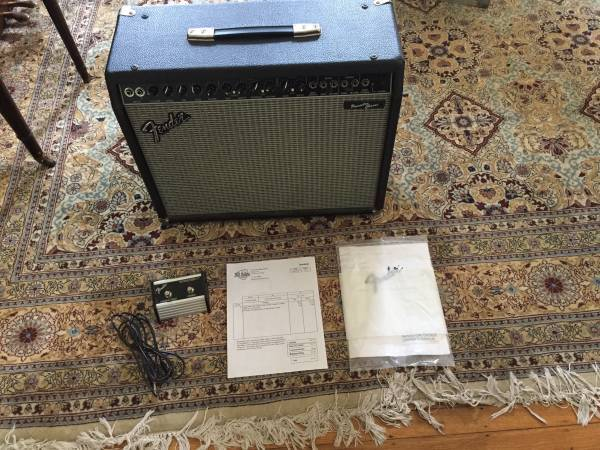 Photo 90s Fender Princeton Chorus FULLY SERVICED Made in USA - $267 (Columbia)