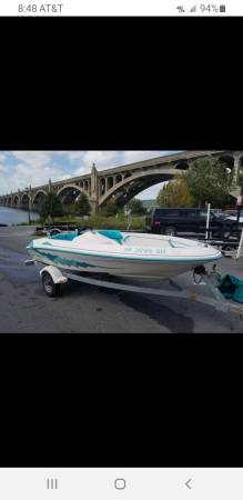 Photo 93 Sea Ray 1439 Sea Rayder Jet Boat GREAT DEAL - $3,495 (Elizabethtown)