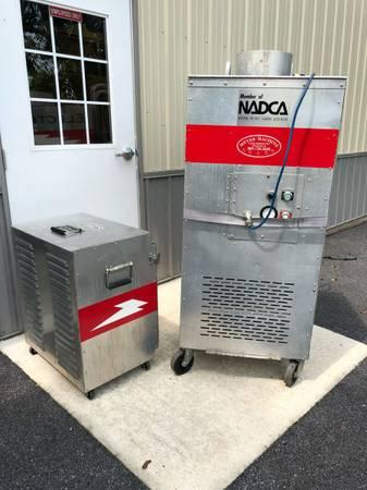 Photo Air duct cleaning vacuum. - $1100 (LancasterLandisville)
