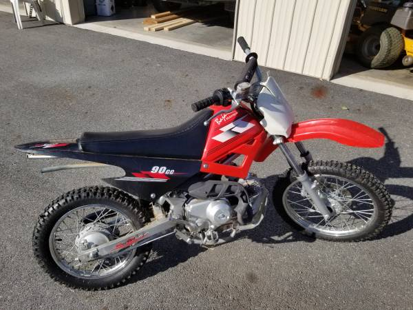 Photo Baja Dirt Runner 90 cc - $600 (ROHRERSTONW)