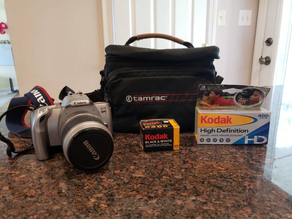 Photo Canon Rebel Ti EOS film camera - $50 (Leola)