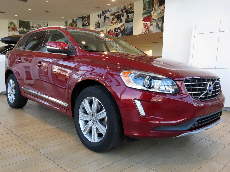 Photo Certified 2017 Volvo XC60 AWD T5 Inscription for sale