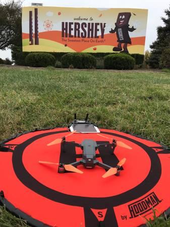 Photo DJI MAVIC PRO DRONE - $1,200 (Harrisburg)