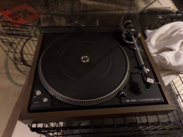 Photo Dual CS 606 Turntable As-Is for Parts or Repair - $50 (Mountville)