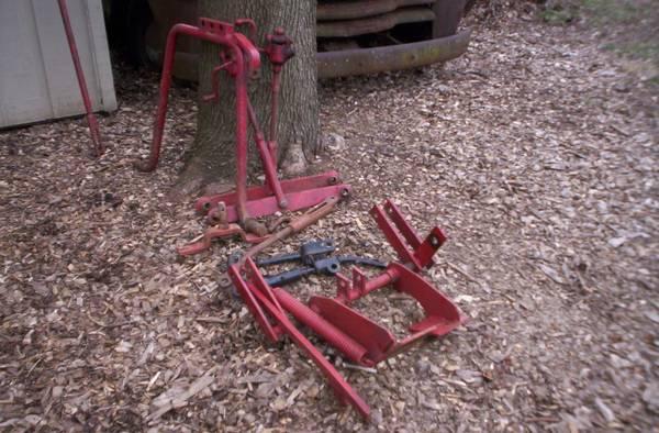 Photo Farmall Cub parts - $1 (Hershey, PA)