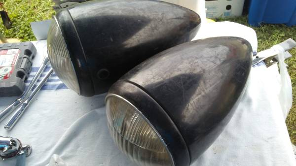 Photo HeadLights for 1939 Chevy - $300 (new providence, PA)
