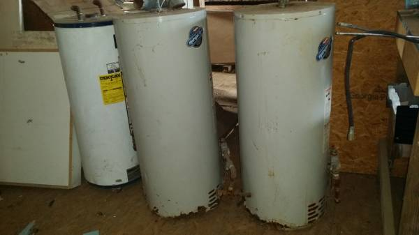 Photo Hot water heaters - $20