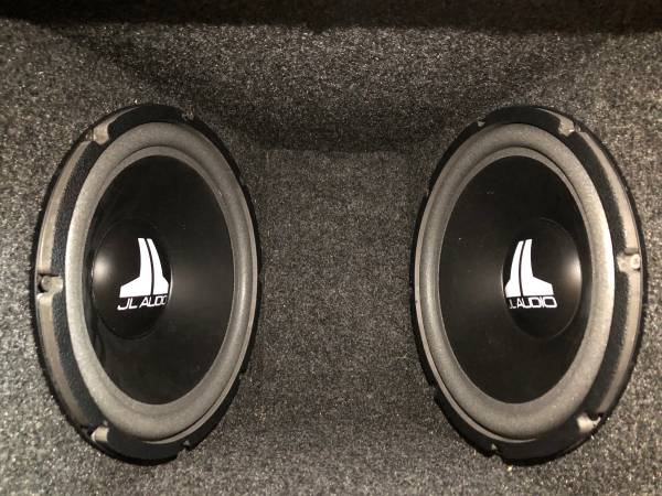 Photo JL audio 12 w3 subwoofer package - $250 (Lititz pa)