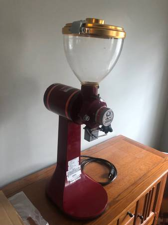 Photo Jericho J-500 Commercial Coffee Mill Grinder - $350 (Millersville, Pa)
