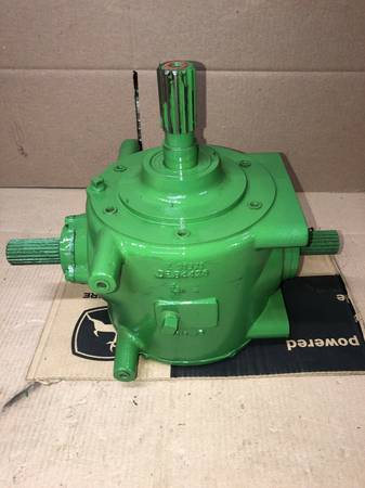 Photo John Deere 945 956 955 946 Moco discbine field mower gear box - $1,500 (lancaster)