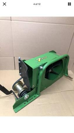 Photo John Deere Z925 Z930 zero turn lawn mower bagger blower - $350 (Millersville)