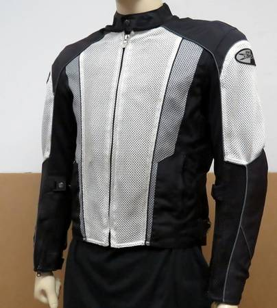 Photo Motorcycle Joe Rocket Fully Armored Racing Riding Jacket, Windbreaker - $90 (Exton, Downingtown, West Chester, Malvern, Lancaster, Lititz)