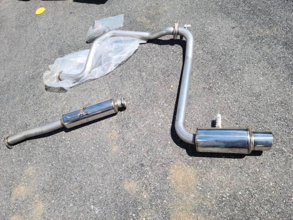 Photo New Honda skunk2 exhaust - $1 (Schaefferstown)