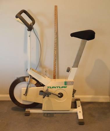 Photo Tunturi Exercise Bike (Lancaster)