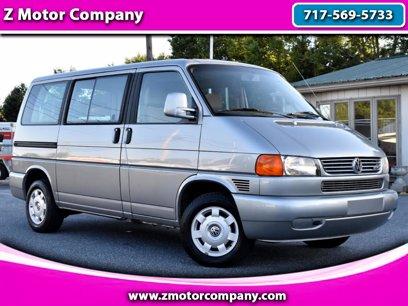 Photo Used 1999 Volkswagen Eurovan GLS for sale