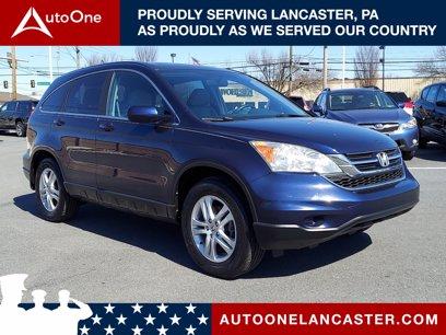 Photo Used 2011 Honda CR-V EX-L for sale