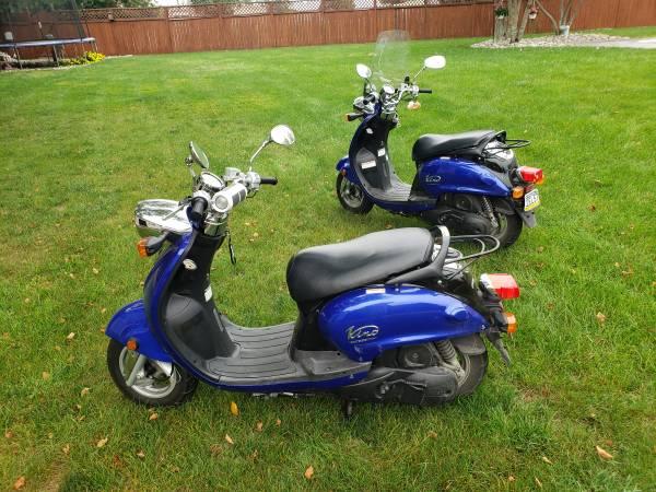 Photo Yamaha Vino 125 Scooters - $3,999 (Leola)