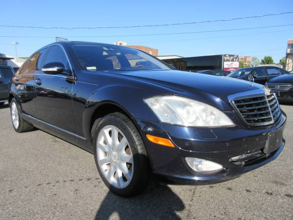 Photo 2008 MERCEDES S550 4MATIC- LOW MILES GUARANTEED FINANCE - $11990 (Lancaster)