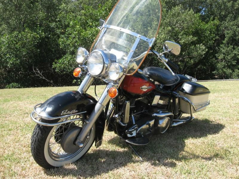 Photo 1965 Harley Davidson Panhead