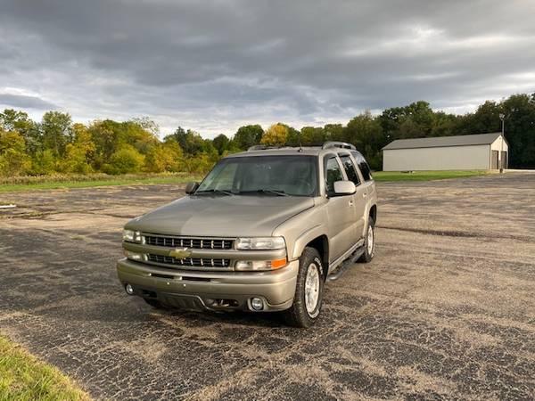 Photo 2003 Chevrolet Tahoe Z71 4x4 - $6,900 (Grand Blanc)