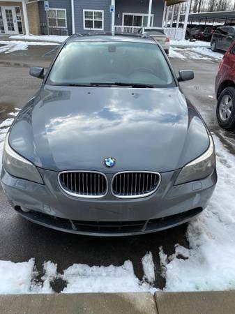 Photo 2007 BMW 525i For Sale - $3,500 (Lansing, MI)
