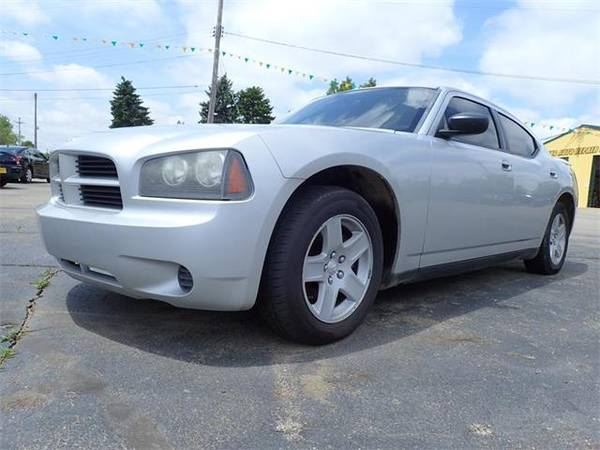 Photo 2007 Dodge Charger sedan - Silver (Dodge_ Charger_ sedan_)