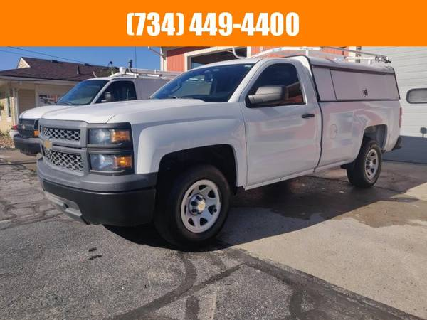 Photo 2014 Chevrolet Silverado 1500 Reg Cab Long Bed - $10,500