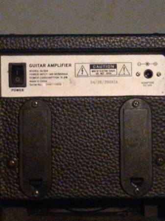 Photo 222 by first act guitar lifier - $15 (Mason)