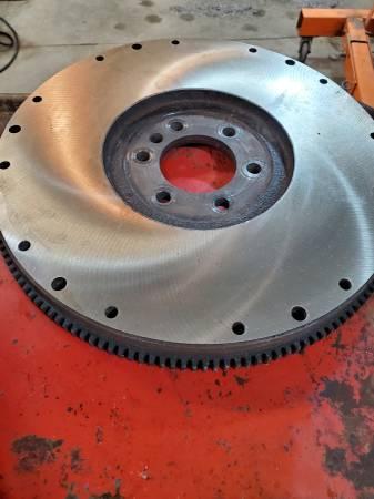 Photo BBC big block chevy 454 new flywheel manual 4 speed - $100 (MASON)