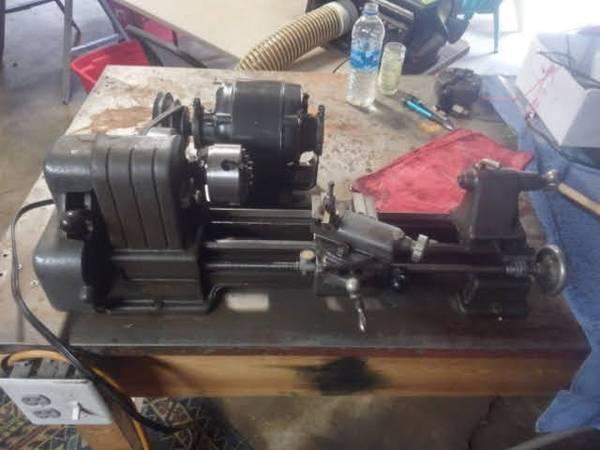 Photo Craftsman 109 Hobby Lathe - $590 (NW Lansing)