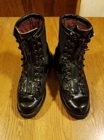 Photo DANNER quotACADIAquot MILITARYFIRST RESPONDER INSULATED BOOTS, MENS 10 - $75 (Holt)