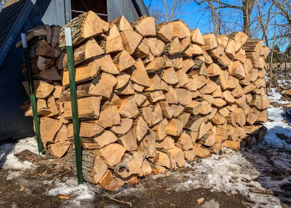Photo FIREWOOD-FOR SALE - $75 (Okemos, Haslett, Lansing, Perry)