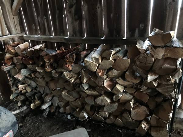 Photo FIREWOOD FOR SALE - $50 (Fowler)