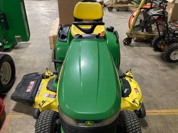 Photo John Deere X500 garden tractor 54quot Su121501 - $3,995 (williamston)
