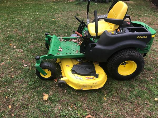 Photo John Deere Z445 ZERO TURN Riding Lawn Mower (54quot DECK) - $2,500 (Jackson)