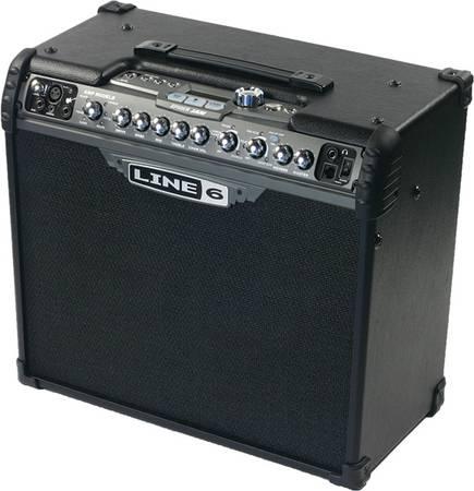 Photo Line 6 Spider Jam 2.0 Guitar Amp Amplifier 75W 12quot Excellent Condition - $299 (east lansing)