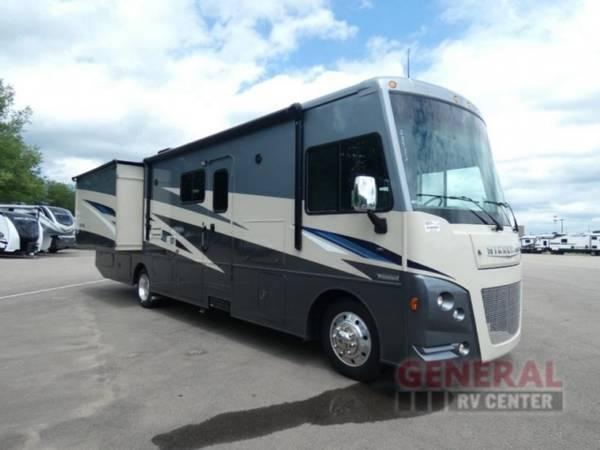 Photo Motor Home Class A 2022 WINNEBAGO Vista 35U - $186,528