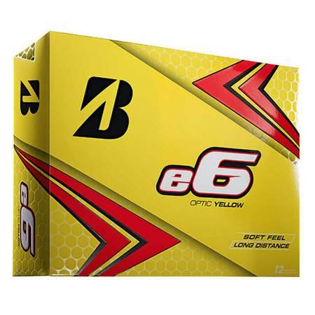 Photo NEW IN BOX BRIDGESTONE YELLOW DOZEN e6 SOFT FEEL LONG DISTANCE - $20 (Lansing)