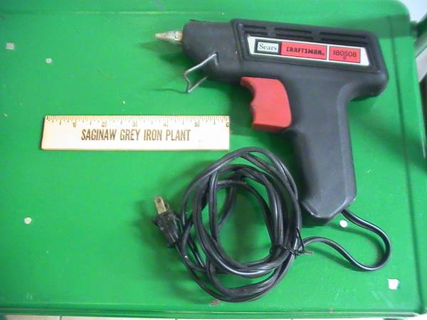 Photo Sears Electric Glue Gun (80508) - $15 (North Downtown Lansing)