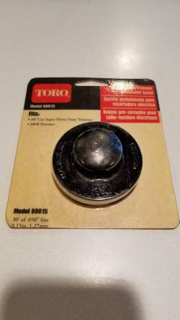 Photo TORO .050 WEED TRIMMER LINE - $4 (Holt)