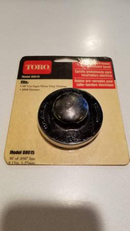 Photo TORO .050 WEED TRIMMER LINE - $5 (Holt)