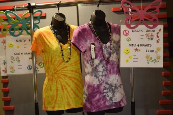Photo Tie dye - $600 (Bath Township)